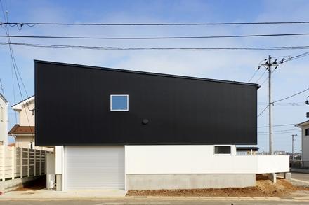 愛島の家01