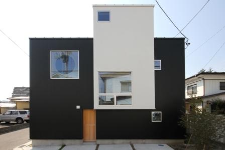 米ヶ袋の家01