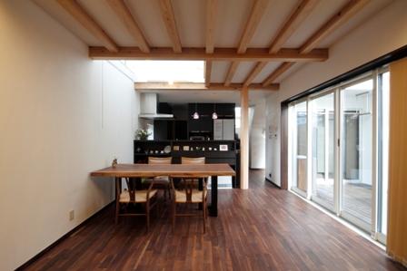 米ヶ袋の家04