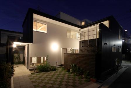 米ヶ袋の家02