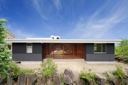 錦ヶ丘の家01