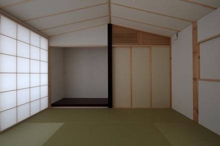 南光台の家2・和室