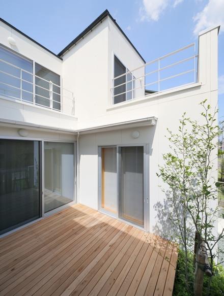 多賀城の家4-2・コート