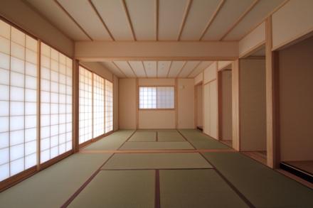 志波姫町の家5・座敷