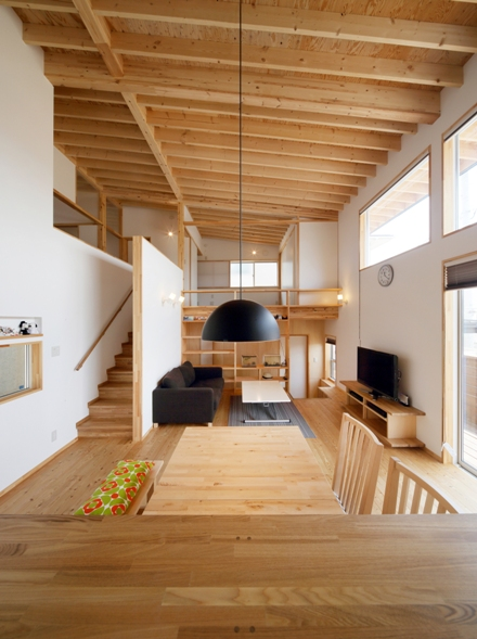愛島の家02