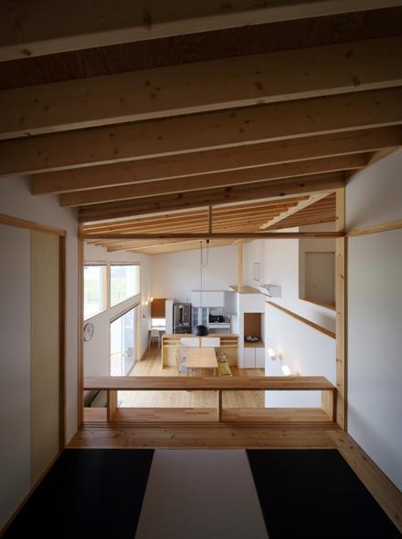 愛島の家05