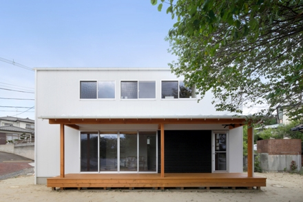 西多賀の家 01